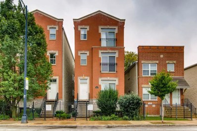 2667 W WARREN Boulevard UNIT 1, Chicago, IL 60612 - MLS#: 09769475