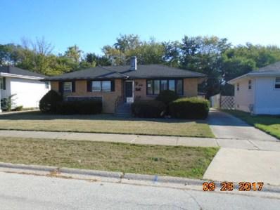 17039 Bernadine Street, Lansing, IL 60438 - MLS#: 09769608