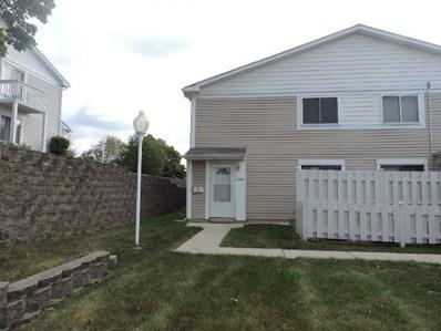 1505 Cornell Court UNIT 2E, Hoffman Estates, IL 60169 - MLS#: 09769646
