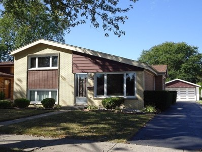 10600 Lavergne Avenue, Oak Lawn, IL 60453 - MLS#: 09770601