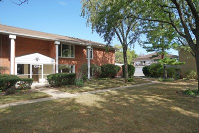 1314 S New Wilke Road UNIT 1D, Arlington Heights, IL 60005 - MLS#: 09770762