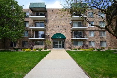 3838 W 111th Street UNIT 110, Chicago, IL 60655 - MLS#: 09771052