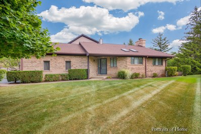 1725 Pebble Beach Court UNIT 1725, Hoffman Estates, IL 60194 - MLS#: 09771166