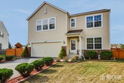 6417 Silver Ridge Drive, Plainfield, IL 60586 - MLS#: 09771538