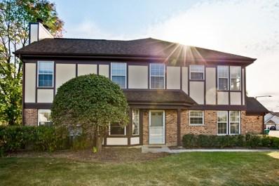 115 E Fabish Drive, Buffalo Grove, IL 60089 - MLS#: 09771757