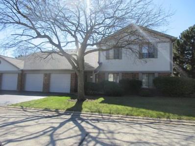 1521 W Partridge Lane UNIT 2, Arlington Heights, IL 60004 - MLS#: 09771812
