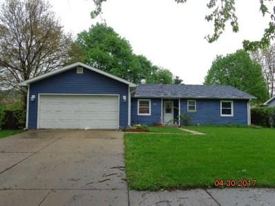 1731 Daisy Street, Aurora, IL 60505 - MLS#: 09772097