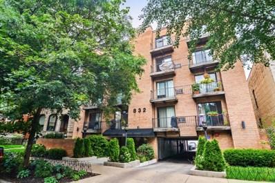 832 W Oakdale Avenue UNIT 1I, Chicago, IL 60657 - MLS#: 09772099