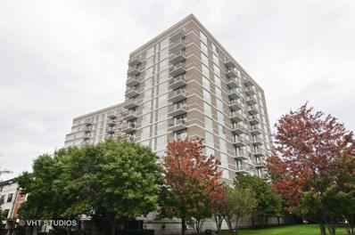 1515 S Prairie Avenue UNIT 1208, Chicago, IL 60605 - MLS#: 09773102