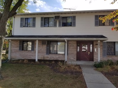 395 Echo Lane UNIT 1, Aurora, IL 60504 - MLS#: 09773210