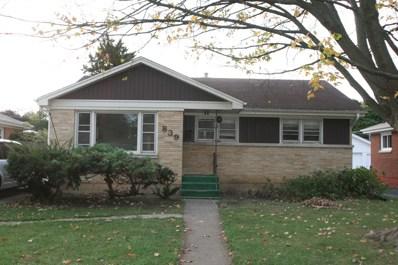 839 Mckinley Avenue, Mundelein, IL 60060 - MLS#: 09773775