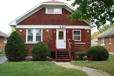 810 Wilcox Street, Joliet, IL 60435 - MLS#: 09774404