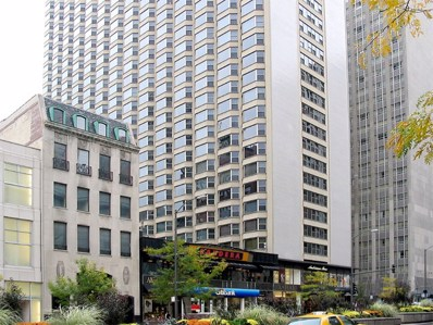 535 N Michigan Avenue UNIT 1610, Chicago, IL 60611 - MLS#: 09774420