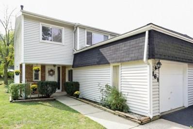 161 Thomas Road, Bolingbrook, IL 60440 - MLS#: 09775065