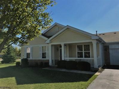 21427 Timber Lake Court UNIT 0, Crest Hill, IL 60403 - MLS#: 09775241