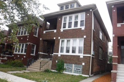 6929 S Rockwell Street, Chicago, IL 60629 - MLS#: 09775586