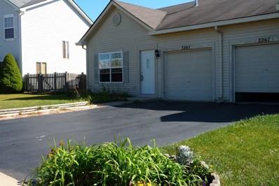 2265 Rebecca Circle, Montgomery, IL 60538 - MLS#: 09775755