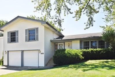 1055 Lancaster Court, Hoffman Estates, IL 60169 - MLS#: 09775766