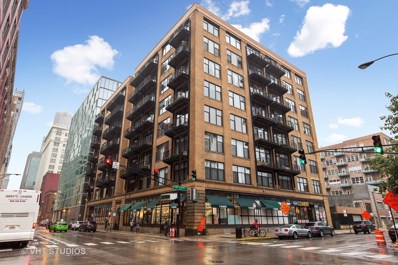 625 W JACKSON Boulevard UNIT 713, Chicago, IL 60661 - MLS#: 09775931