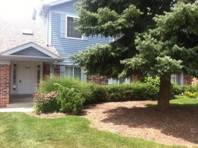 1514 Commodore Lane UNIT 3, Schaumburg, IL 60193 - MLS#: 09776133
