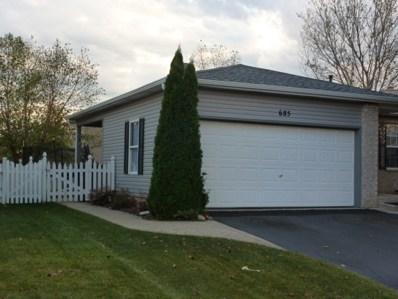 685 Ottawa Drive, Round Lake Heights, IL 60073 - MLS#: 09776543