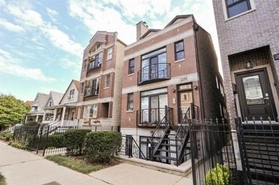 2251 W Foster Avenue UNIT 3, Chicago, IL 60625 - MLS#: 09777135