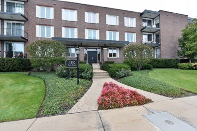 1350 N Western Avenue UNIT 211, Lake Forest, IL 60045 - #: 09777202