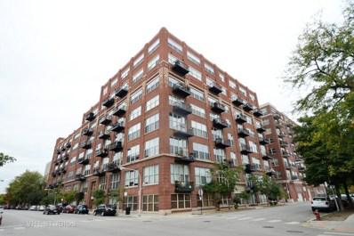 1500 W Monroe Street UNIT 105, Chicago, IL 60607 - MLS#: 09777241