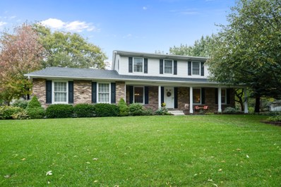 1136 Huntleigh Drive, Naperville, IL 60540 - MLS#: 09777252