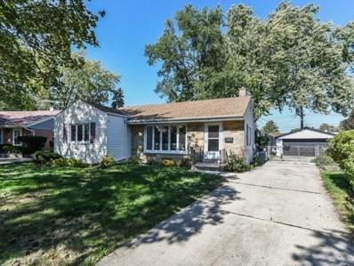 1356 Carol Lane, Des Plaines, IL 60016 - MLS#: 09777310