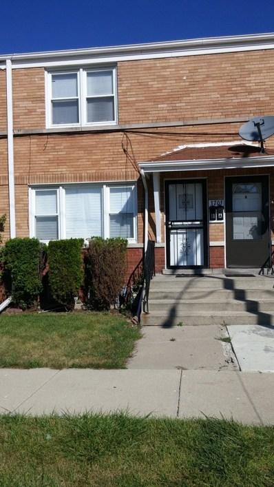 3703 Van Buren Street UNIT B, Bellwood, IL 60104 - MLS#: 09777419