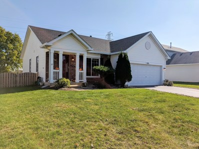 1420 Bluestem Lane, Minooka, IL 60447 - #: 09777610