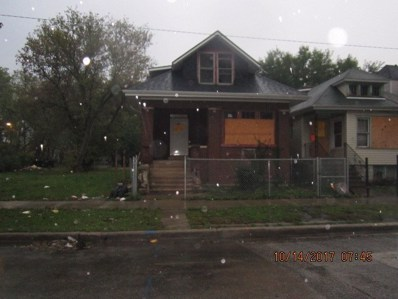 6421 S Honore Street, Chicago, IL 60636 - MLS#: 09777767