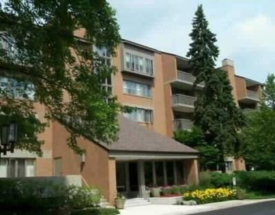 22 Park Lane UNIT 206, Park Ridge, IL 60068 - MLS#: 09777909
