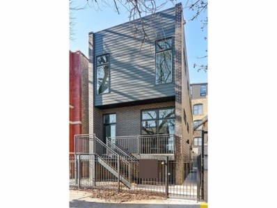 540 N PAULINA Street, Chicago, IL 60622 - MLS#: 09778329