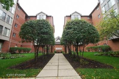17 E Hattendorf Avenue UNIT 207, Roselle, IL 60172 - MLS#: 09778434