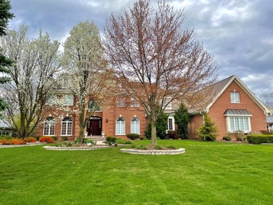 1 Navajo Court, Burr Ridge, IL 60527 - #: 09778670