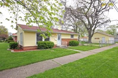 14645 Dante Avenue, Dolton, IL 60419 - MLS#: 09778792