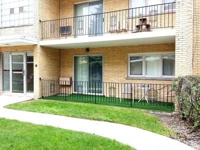 10344 S PULASKI Road UNIT 105, Oak Lawn, IL 60453 - MLS#: 09779188