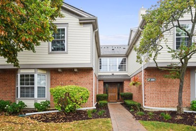 100 White Oak Court UNIT 1, Schaumburg, IL 60195 - MLS#: 09779710