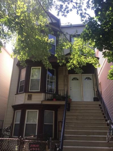 1742 N Saint Louis Avenue, Chicago, IL 60647 - MLS#: 09779936