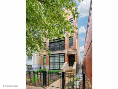 3213 N Clifton Avenue UNIT 2, Chicago, IL 60657 - MLS#: 09780259
