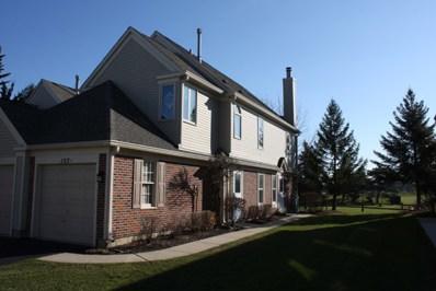 157A  INVERNESS Court UNIT A, Elk Grove Village, IL 60007 - MLS#: 09780752