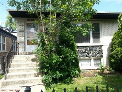 5705 N Jersey Avenue, Chicago, IL 60659 - MLS#: 09780972