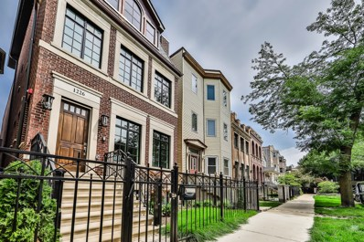 1226 W Henderson Street, Chicago, IL 60657 - MLS#: 09781293