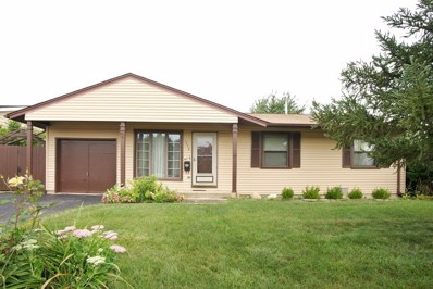 1076 Cernan Court, Elk Grove Village, IL 60007 - #: 09781307