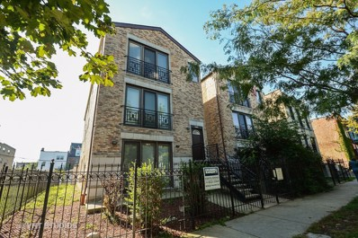 2711 W Washington Boulevard UNIT 3, Chicago, IL 60612 - MLS#: 09781318