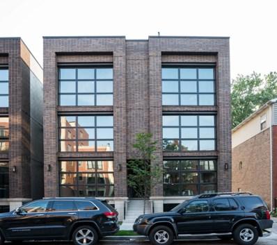 822 N Marshfield Avenue UNIT 1N, Chicago, IL 60622 - MLS#: 09781950