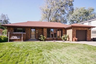 9534 Parkside Avenue, Oak Lawn, IL 60453 - MLS#: 09782595