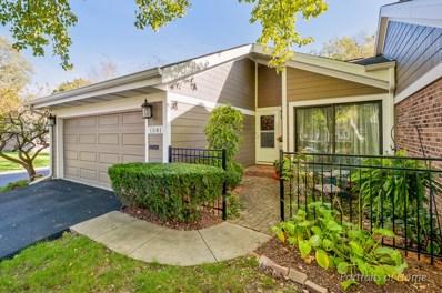 1581 Woodhaven Street, Wheaton, IL 60189 - MLS#: 09782615